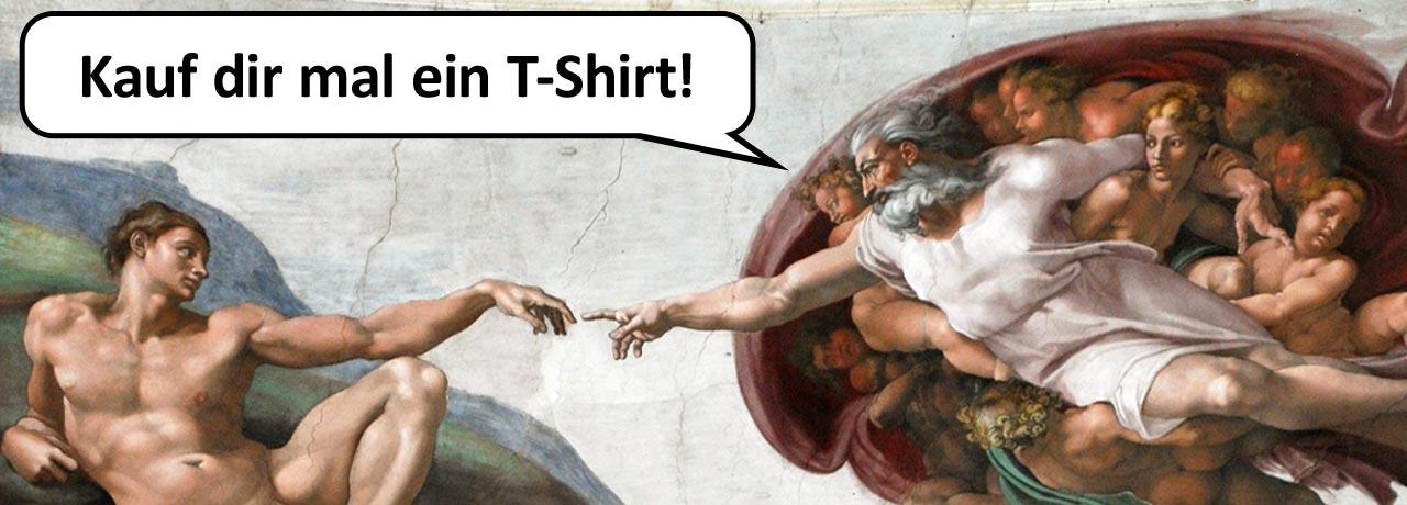 Der Dauerbrenner - Gutes Geld mit T-Shirts verdienen!